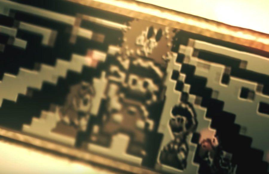 Super Mario World al estilo Game of Thrones.
