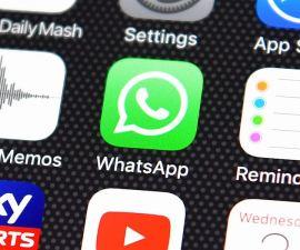 Whatsapp menciones