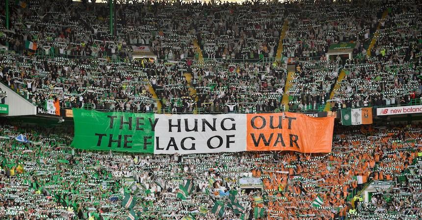 Los aficionados del Celtic se burlaron del día contra la prevención del suicidio y esto ha generado mucha polémica