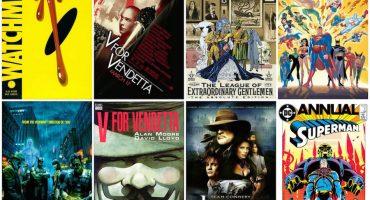 El legado de Alan Moore: estos son sus 20 mejores cómics