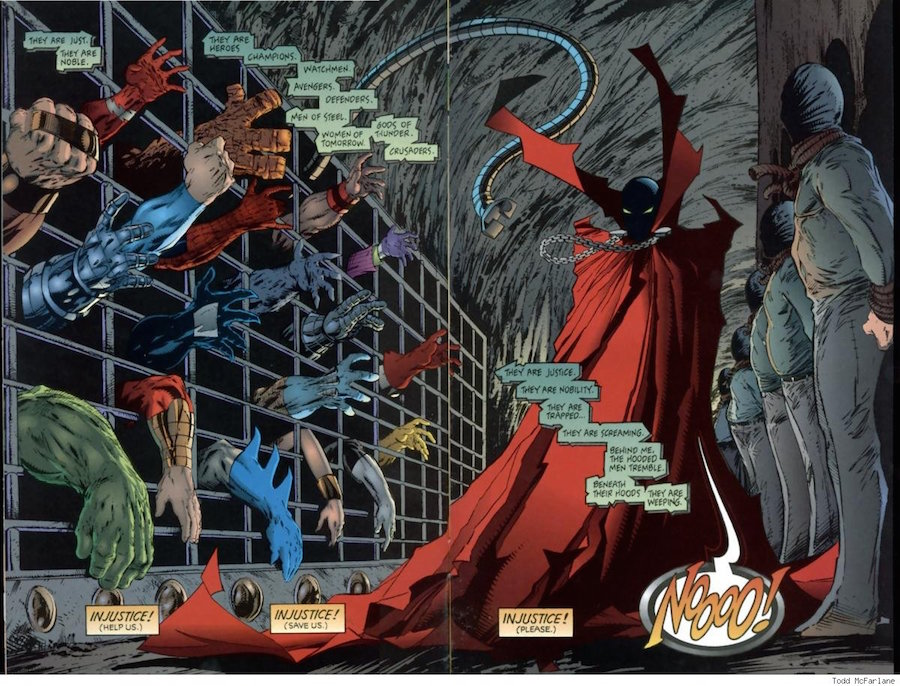 Alan Moore - Spawn