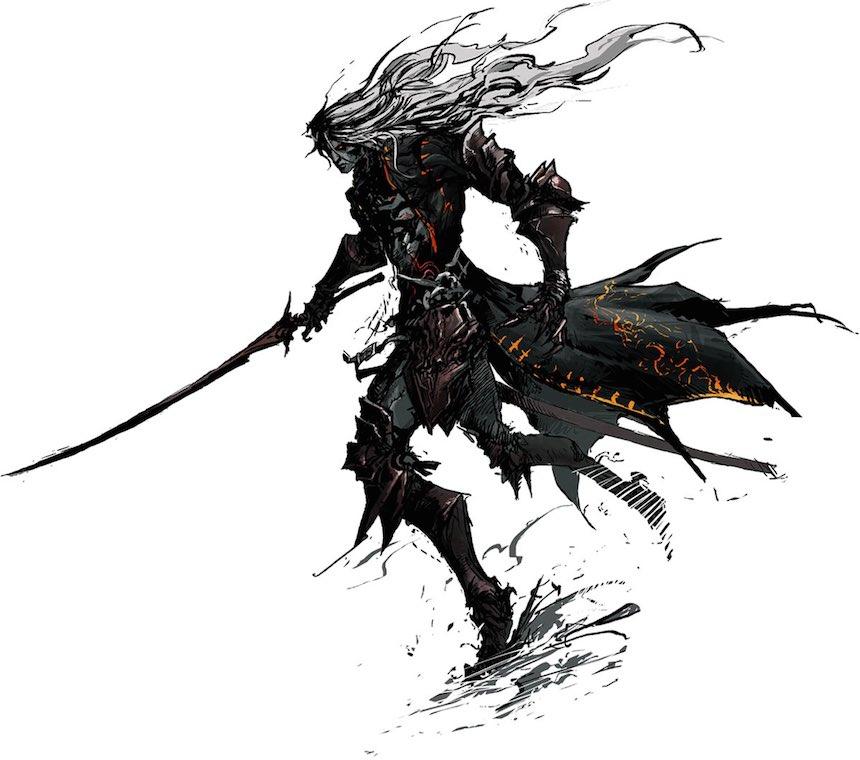 Alucard Castlevania: Lords of Shadow 20 Aniversario