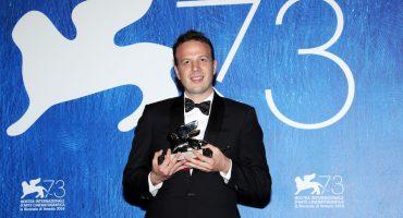 Amat Escalante triunfa en Venecia como el mejor director