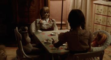 Checa el nuevo y espeluznante trailer de 'Annabelle 2'
