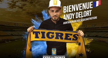 Es oficial: Andy Delort es futbolista de Tigres