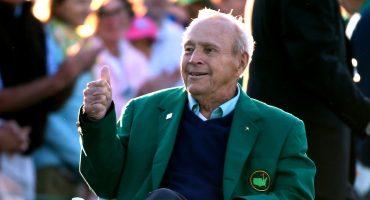 Arnold Palmer, leyenda del golf, muere a los 87 años de edad