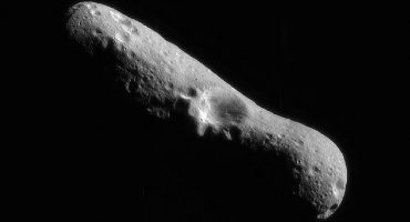 Un telescopio en China captó a un asteroide que se acerca a la Tierra