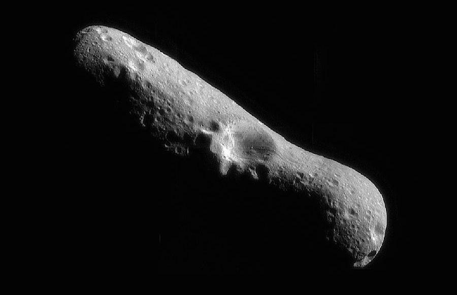 Un telescopio chino captó nuevas fotos de un asteroide cercano a la Tierra