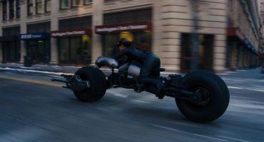 Ya pueden hacerse de la moto de The Dark Knight