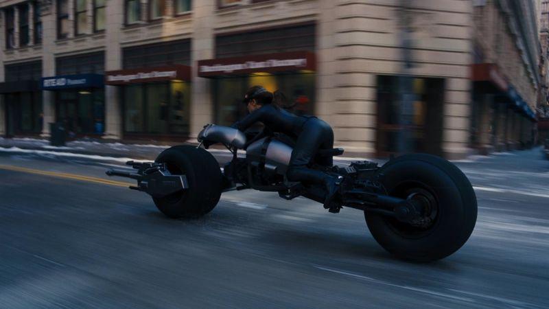 Batman Moto 4