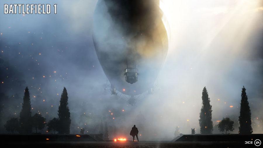 Battlefield 1 - Historia