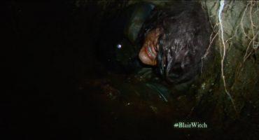 El terror se apodera de todos en este clip de Blair Witch