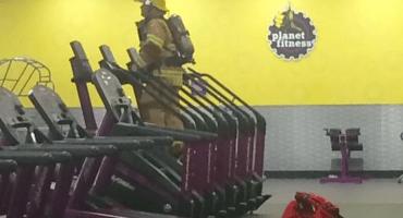 ¿Por qué la foto de este Bombero en el gym se volvió viral en el 9/11?