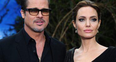 Filtran los documentos de divorcio de Angelina Jolie y Brad Pitt