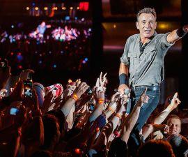 "Bruce Springsteen llama ""tarado"" a Donald Trump"