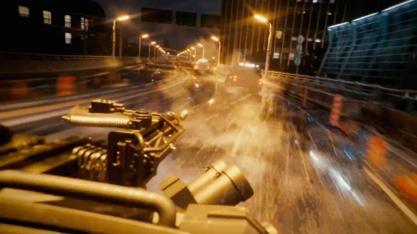 Call of Duty: Infinite Warfare Modo HIstoria 2