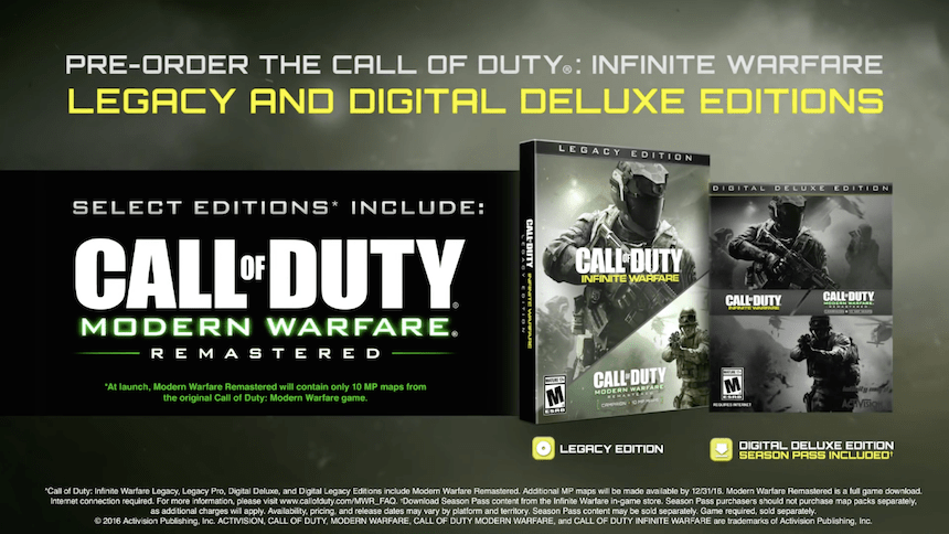 Call of Duty: Modern Warfare Remastered Multiplayer 3