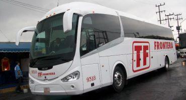 Secuestran a 15 pasajeros de un autobús en Tamaulipas
