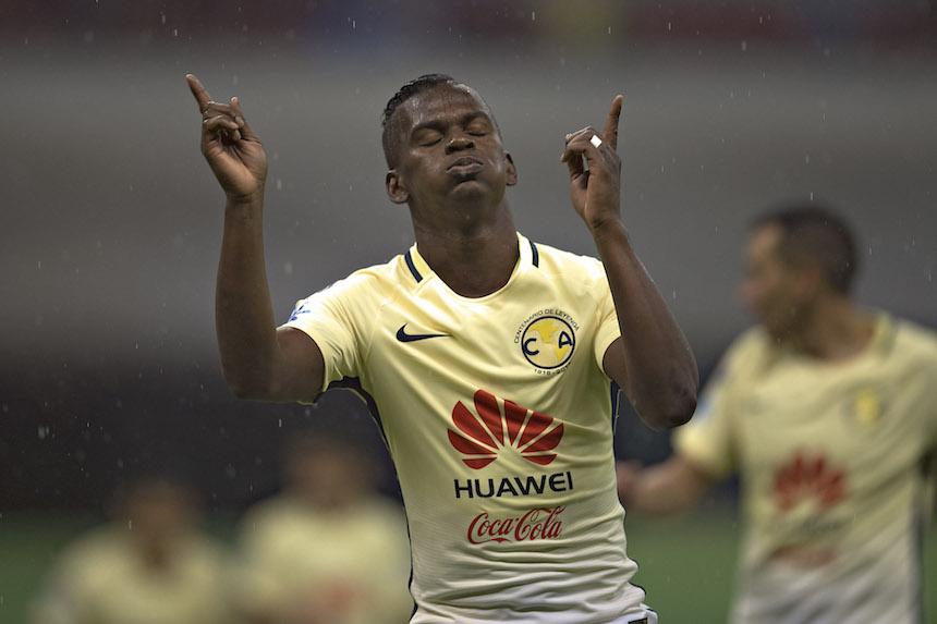 Carlos Darwin Quintero ha marcado dos goles en el torneo