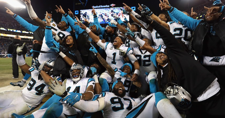Carolina Panthers tiene la obligación de ganar la NFC Sur