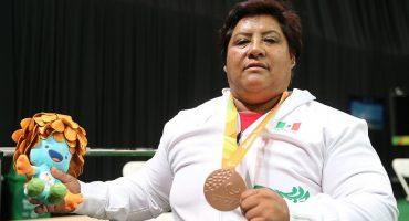 Catalina Díaz le da la novena medalla a México en los Paralímpicos Río 2016