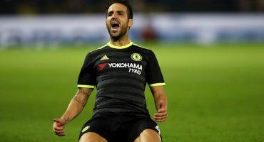 Cesc Fàbregas podría terminar en el West Ham