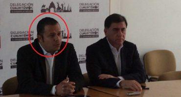 Agarran a funcionario de la Cuauhtémoc con 600 mil pesos... no acredita su propiedad