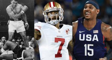 Desde Ali hasta Kaepernick, estos deportistas se han postulado en contra del racismo