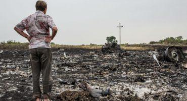 Confirman que misil ruso derribó el avión de Malaysia Airlines en Ucrania