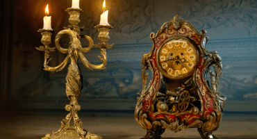 Ding Dong y Lumiere están listos para Beauty And The Beast