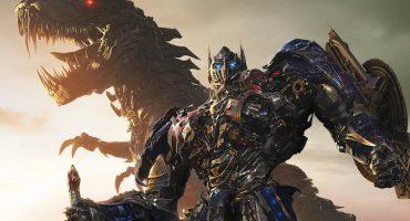 Los Dinobots regresarán para Transformers: The Last Knight