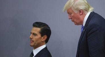 ¿Juicio político a Peña Nieto por recibir a Donald Trump?