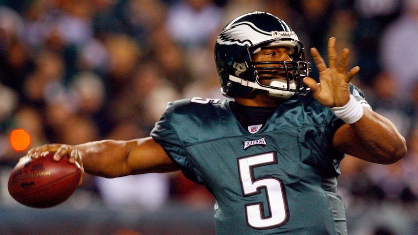 La maldición de los quarterbacks de los Philadelphia Eagles
