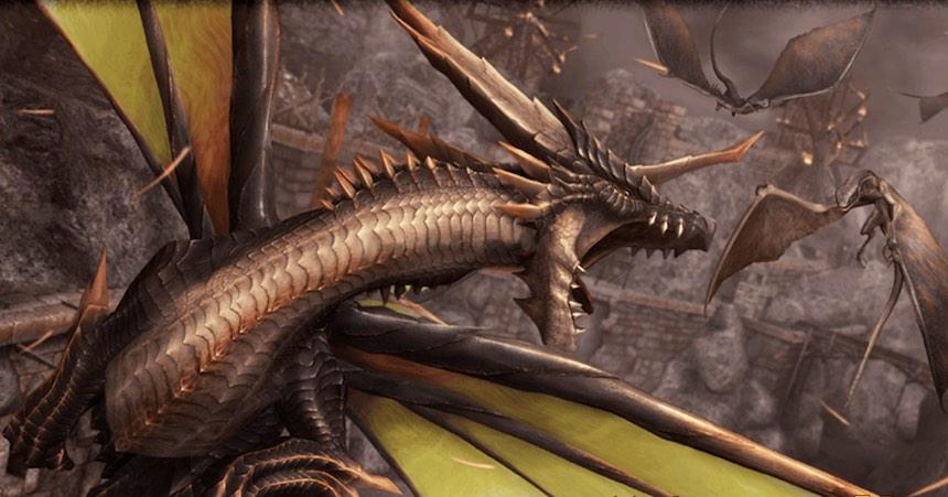 Dragones Videojuegos