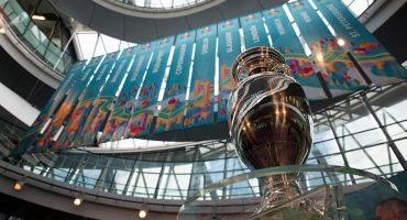 Revelaron el logo y más información para la Euro 2020