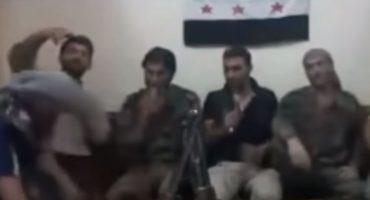 ¡Selfie explosiva! Sirios mueren al activar una bomba con el celular
