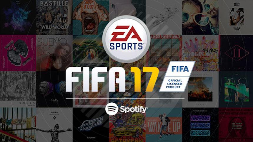 ¡Tenemos soundtrack del FIFA 17!