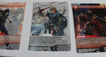 Además de un nuevo juego, Final Fantasy llegará en forma de cartas