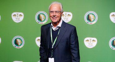 Franz Beckenbauer fue operado del corazón
