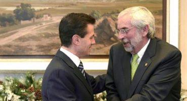 No le quieran echar la bolita: rector de la UNAM evita hablar sobre plagio de EPN