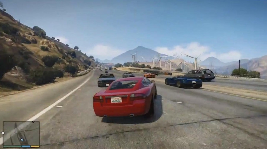 Videojuego - Grand Theft Auto V