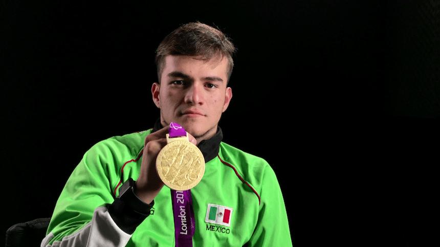 Gustavo Sánchez es una posibilidad de medalla para México en los Juegos Paralímpicos