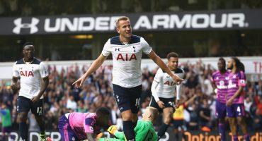 De la mano de Harry Kane, el Tottenham Hotspur es tercero en la Premier