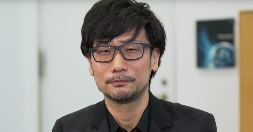 Hideo Kojima Reacción