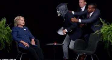 Vean la mejor entrevista que le han hecho a Hillary Clinton hasta ahora