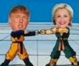 ¡Los mejores memes de Hillary Trump!