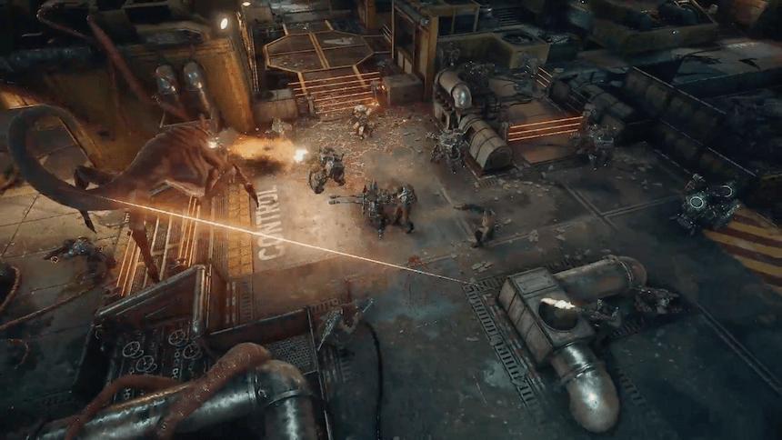 Horde Mode Gears of Wars 4