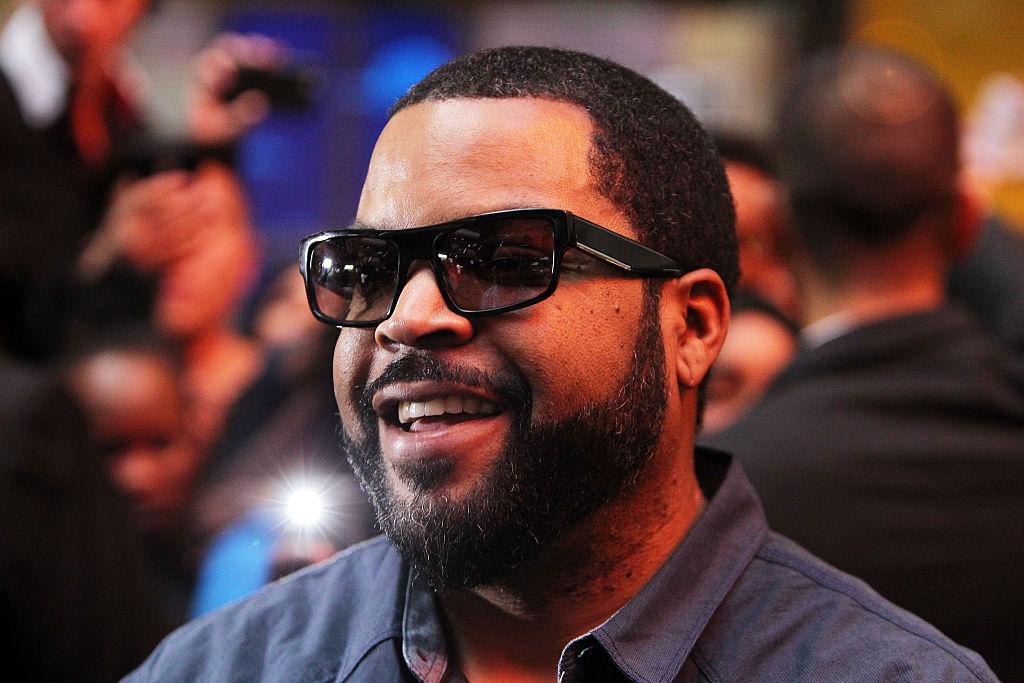 Ice Cube dice que