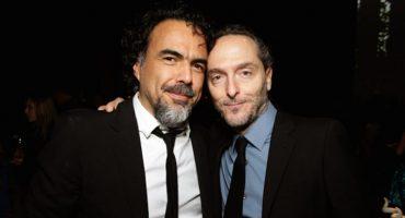 El 'Chivo'Lubezki y Alejandro González Iñárritu están trabajando en una serie de televisión