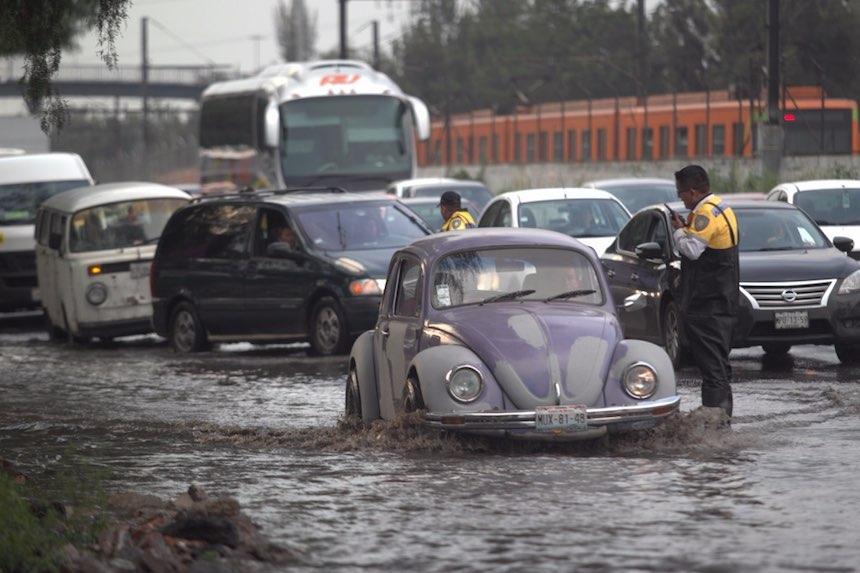 Inundaciones México